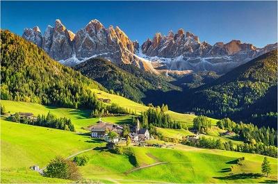 paisajes de italia