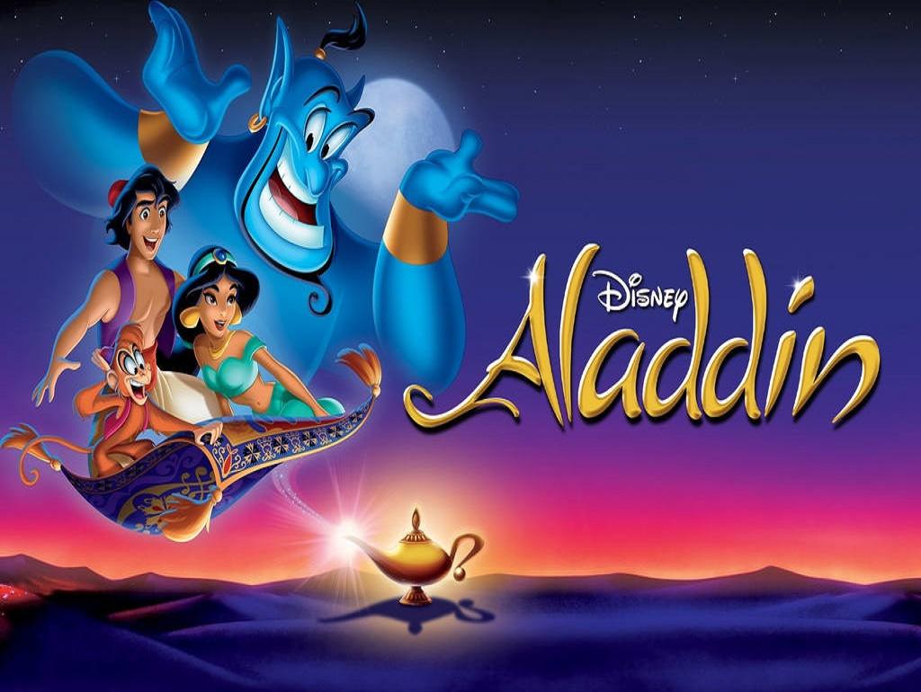 Aladdin - El Cuento