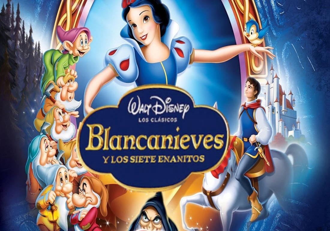 Blancanieves y los siete enanitos - El Cuento