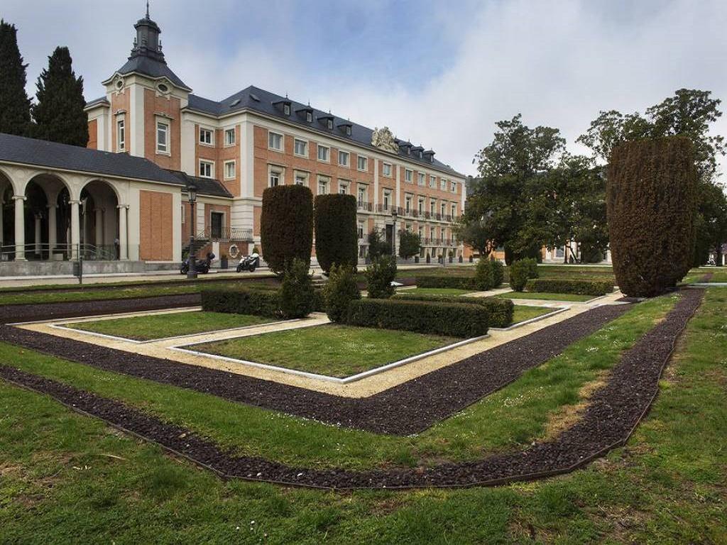 Historia de Espana - Palacio de La Moncloa