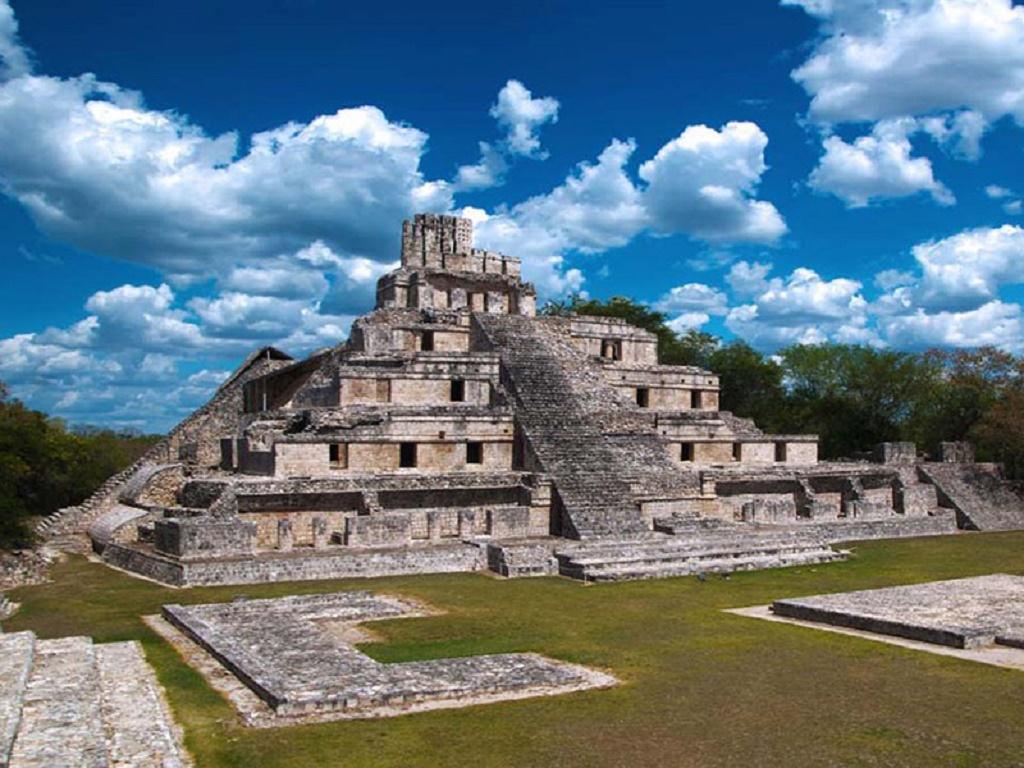Mexico - esto es Campeche