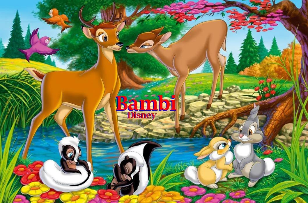 bambi - El Cuento