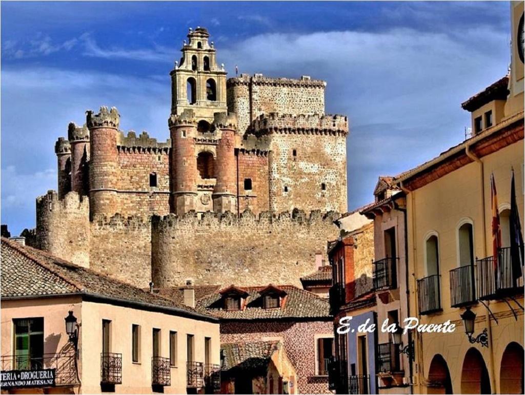 castillo turegano