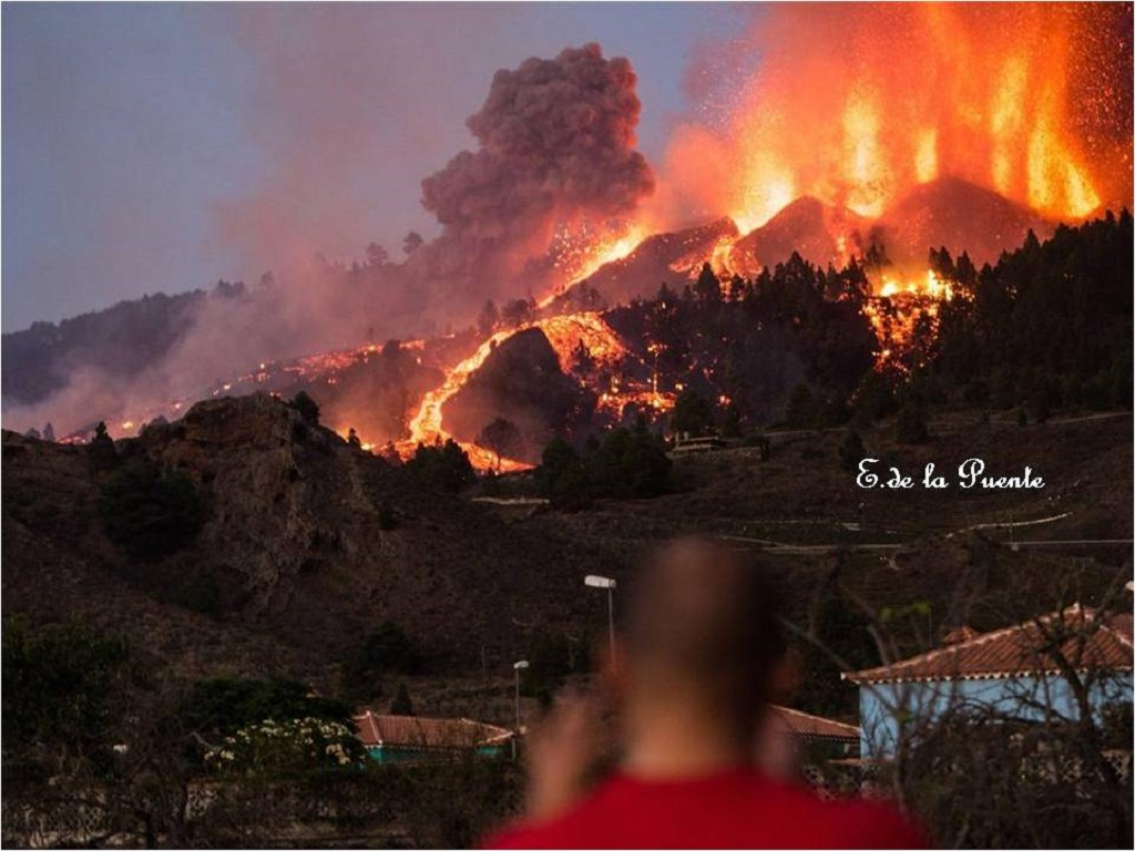 la isla en erupcion 1