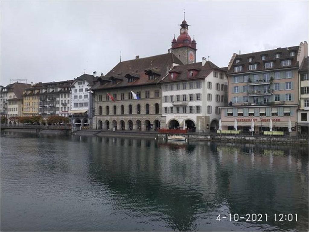 paseando por suiza